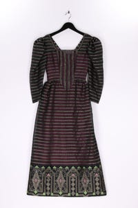 Ohne Label - muster-kleid - D 42
