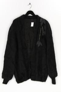 Ohne Label - vintage-cardigan mit mohair - L