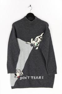 Le Comte - oversize-strick-pullover - D 38
