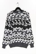MR SWELL - rundhals-pullover - L