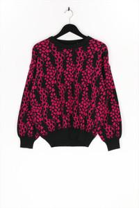 Ohne Label - vintage-strick-pullover - L