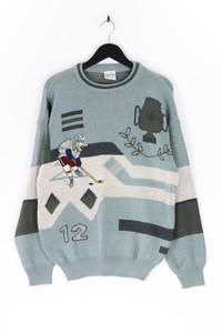 Angelo Litrico C&A - pullover aus woll-mix mit stickereien - 50