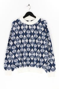 C&A - pullover mit argyle-muster - L