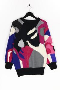 Ohne Label - fledermaus-pullover mit angora - D 34-36