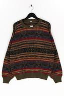 Ohne Label-Strick-Pullover mit Wolle mit Wolle-50