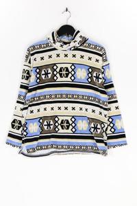 COLOURS OF THE WORLD - longsleeve-shirt im ethno-stil mit rollkragen - S