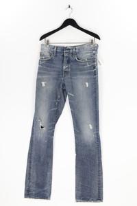 G-STAR RAW - destroyed straight cut jeans - W32