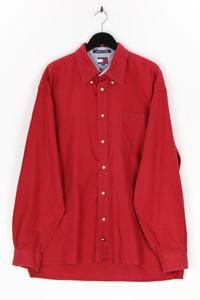TOMMY HILFIGER - klassisches hemd aus baumwolle - XXXXXL