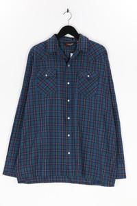 CORZINI - hemd mit aufgesetzten taschen - XL