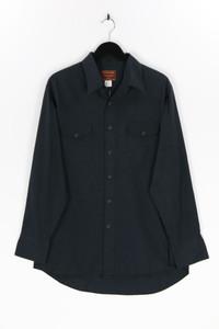 RUSTLER - hemd mit aufgesetzten taschen - L