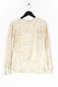 BARBARA KAREN - print- bluse mit puffärmeln - D 42