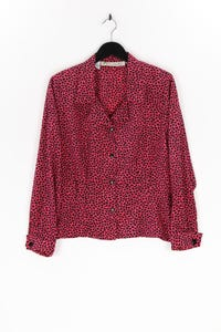 CHAUS - hemd-bluse mit leo-print - D 40