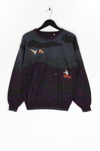 C&A - strick-pullover mit stickereien - 46