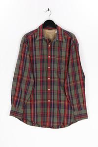 NAUTICA - kariertes hemd aus baumwolle - L