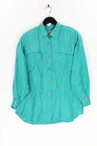 FORENZA - hemd-bluse mit seide - S