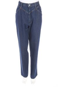 ROCKIES - jeans mit logo-patch - D 44