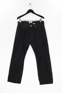 Levi´s - straight cut jeans mit logo-patch - W34