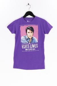 GRACELAND - kurzarm-shirt mit foto-print - M
