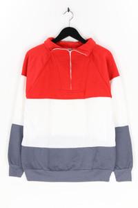 Pacific Playwear - sweatshirt mit kragen - L