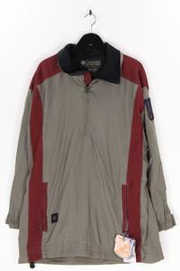 Columbia - outdoor-jacke mit zipper - M