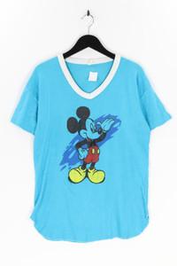 Ohne Label - kurzarm-shirt aus baumwoll-mix mit print - ONE SIZE