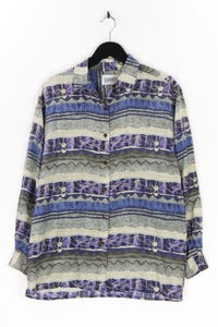 EVIDENCE - bluse mit muster-print - XL