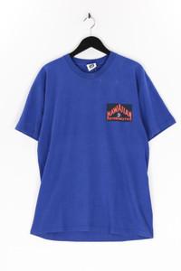 Lee - t-shirt aus baumwolle mit print - L