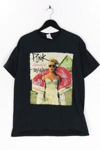 GILDAN - t-shirt mit foto-print - L