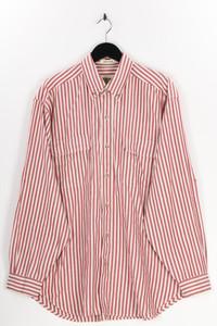 Eddie Bauer - gestreiftes hemd aus baumwolle mit streifen - L
