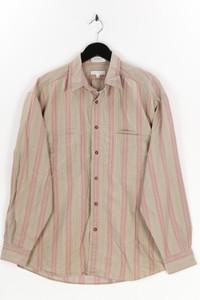 claiborne - hemd aus baumwolle mit streifen - L