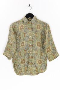 LADY HATHAWAY - seiden-bluse mit paisley-print - D 36