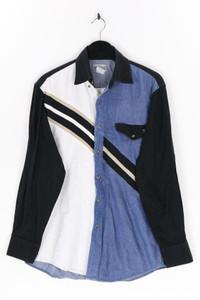 EXPRESS RIDER - hemd aus baumwolle mit stickereien - M