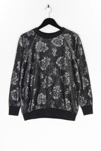 Ohne Label - longsleeve-shirt mit metallic-effekt - D 38-40