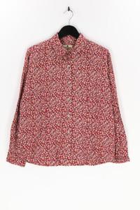 WOOLRICH - hemd-bluse aus baumwolle mit blumen-print - L