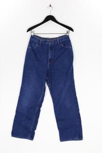 maverick - high waist-used look straight cut jeans - L
