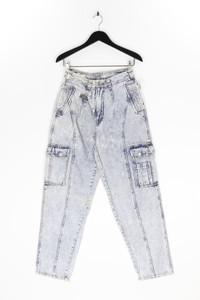 COTLER - high waist-jeans mit falten - W30