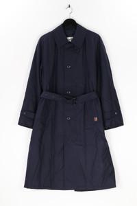 bugatti sport - mantel aus baumwolle mit gürtel - L