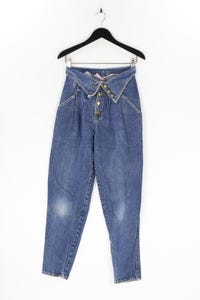 jack mulqueen - 80s-jeans aus baumwolle - D 36-38