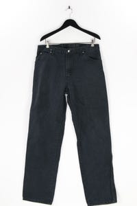Dickies - used look straight cut jeans mit logo-patch - 52