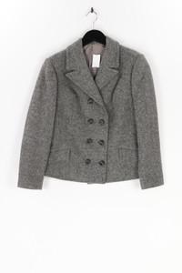 Ohne Label - blazer aus reiner schurwolle - D 38
