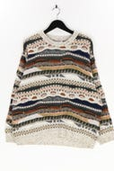 Maria José - strick-pullover mit schurwolle - 52