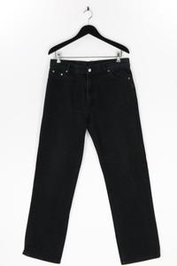 Levi´s - straight cut jeans mit logo-patch - W35