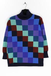 GISPA - muster-strick-pullover mit merinowolle - XL
