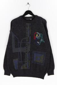 Ohne Label - rundhals-pullover - L