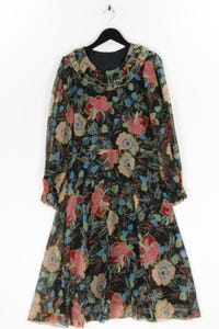 Ohne Label - kleid mit floralem muster - L