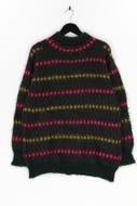 UNITED COLORS OF BENETTON - muster-strick-pullover - L