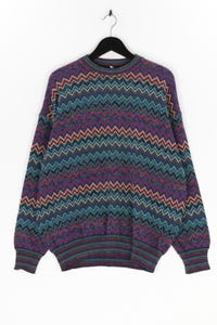 Ohne Label - pullover mit  zickzack-muster - 54