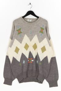 HEMMOND - pullover mit alpaka - XL