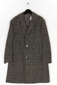 Rieha Kleidung - mantel mit schlitz - 48