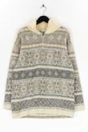 ICESTAR - pullover aus reiner schurwolle - XL